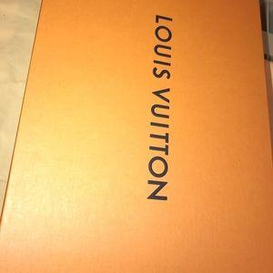 Large Louis Vuitton Storage Box -13.25x10.5x5.25