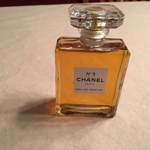Chanel number 5 Parfum