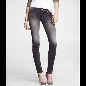 Express Stella Jean Legging - Dark Gray