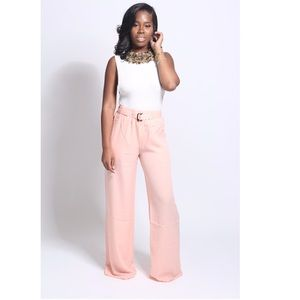 Pants - High waisted flare pant