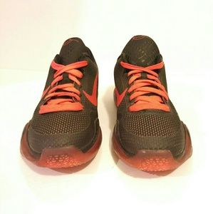 c2c4b7af9d8b Nike Shoes - NIKE KOBE 10 3.5 Y BLACK RED X SNEAKERS SHOES