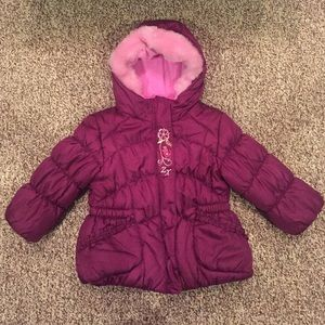 ZeroXposur Other - Toddler girl 2T ZeroXposur heavy coat