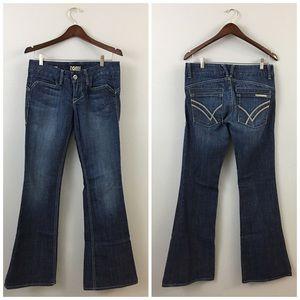 William Rast Denim - William Rast Savoy Regular Rise Trouser Jeans