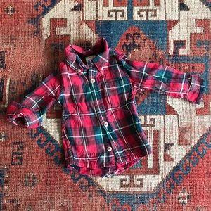 Peek Other - Peek Flannel Button Down
