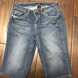 Earl Jeans Pants - Shorts