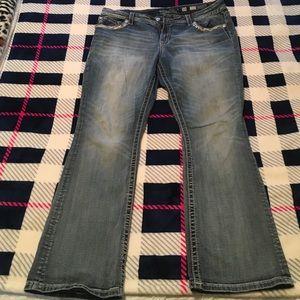 Miss Me Denim - Miss Me Boot Cut Jeans