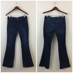 7 For All Mankind Denim - 7 For All Mankind Lexie Petite A Pocket Jeans