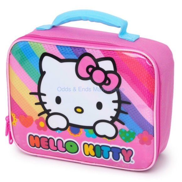 a34527a41 Hello Kitty Accessories | Nwt Lunch Box Bag | Poshmark