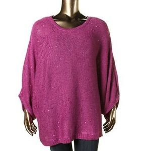 Melissa McCarthy Sweaters - Melissa McCarthy Women's Knit Dolman Sleeves. B081