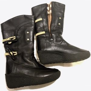 Burberry Shoes - Burberry winter/ snow boots