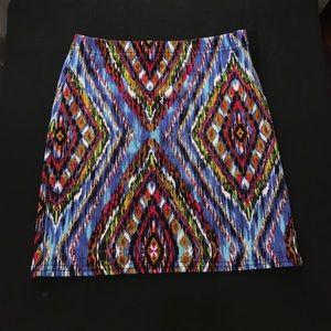 Lovely mini skirt!