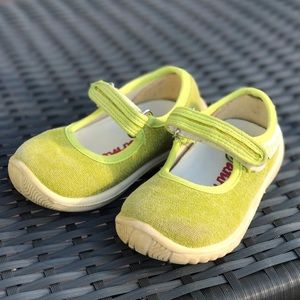 Naturino Other - Light Green Baby Girl Naturino Shoes