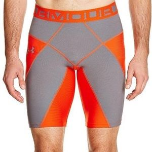 Under Armour Other - Under Armour Heatgear Compression Shorts