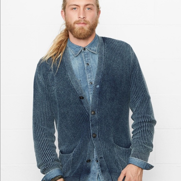 269bdf120 Ralph Lauren Denim   Supply Shawl-Collar Cardigan