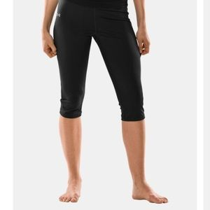 """Under Armour Pants - Under Armour 15"""" Form Fitted Capri"""