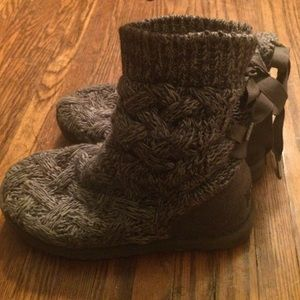 Knit Uggs Size 7