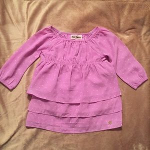 Bird by Juicy Couture Other - Cutest Juicy Couture Dress, NWT, Sz 6/12 Months