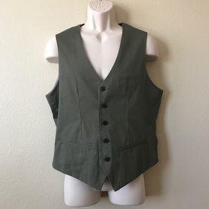 21men Other - 💟 21Men Army Green Vest
