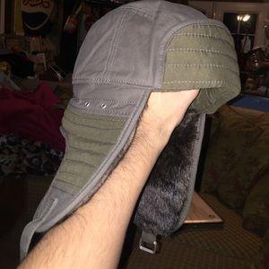 44fd9e587 True religion Moto Trapper Hat NWT