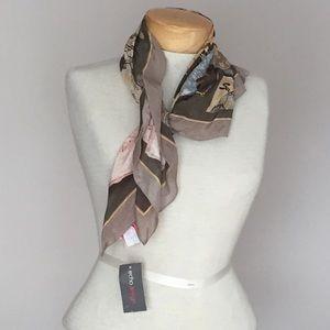 Echo Accessories - 🆕 Echo Design square silk scarf