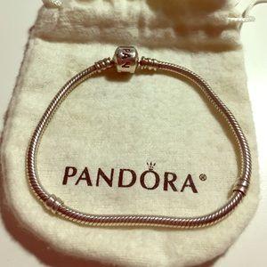 Pandora Jewelry - ✨PANDORA SILVER BRACELET✨