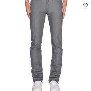 Naked & Famous Denim Other - Naked and famous skinny grey jeans