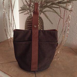 Hermes Handbags - Hermes Saco MM handbag
