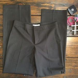 Vertigo Paris Pants - Vertigo Brown Straight Leg Slacks