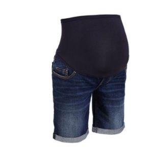 H&M Maternity - Mama Denim Shorts