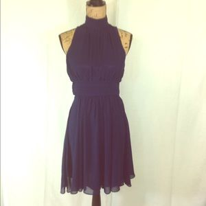 Blue Modcloth Dress-M