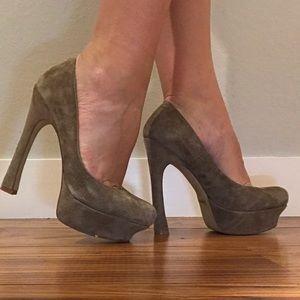 Zigi Soho Shoes - Zigisoho Leather Platform Shoes size 6 (fits 5.5)