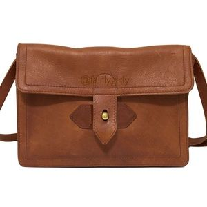 ❤️ SALE Madewell Sketchbook Bag in English Saddle