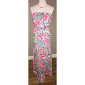 Lilly Pulitzer $100 NWT Size S Marlisa Maxi Dress