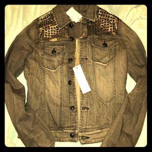Frankie B. Jackets & Blazers - Jean Jacket - Frankie B. - NWT