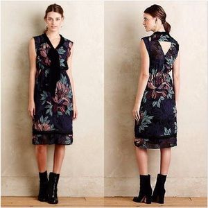Anthropologie Maeve Breton Dress
