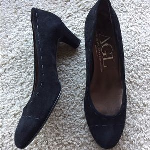 "AGL Shoes - AGL ""Sisley"" pump size 38 Attilio Giusti Leombruni"
