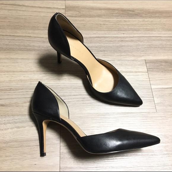 28ab518ffa18 Banana Republic Shoes - Banana Republic Black D Orsay Heels