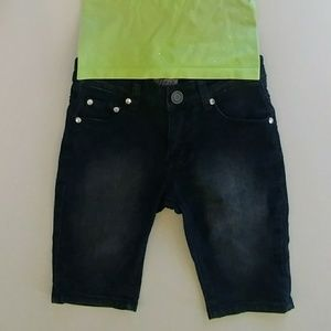Other - Yaso jean shorts girls size 10