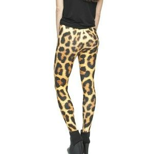 Leggings Leopard Print One Size Buttery & Soft!