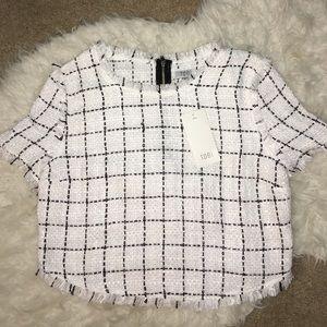 Tobi Tops - NWT TOBI Knit Crop Top