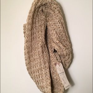Francesca's Cold Weather Accessory infinity scarf