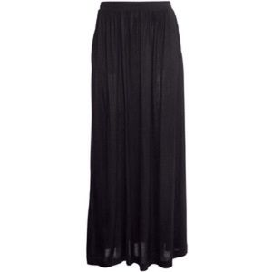 H&M jersey maxi skirt with pockets
