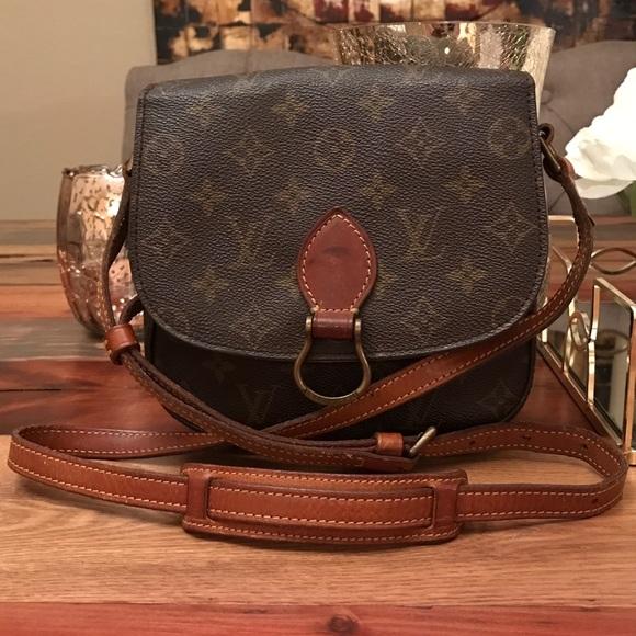 7aafa07b26ae Louis Vuitton Handbags - Authentic Louis Vuitton Saint Cloud MM