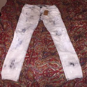 True Religion Other - Mens true religion biker jeans denim size 38