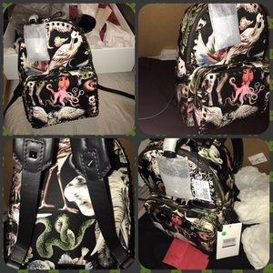 Valentino Handbags - SALE Valentino Garavani Medium Backpack Animali