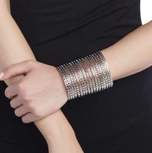 BCBGMaxAzria Jewelry - Small Chain Cuff bcbgmaxazria