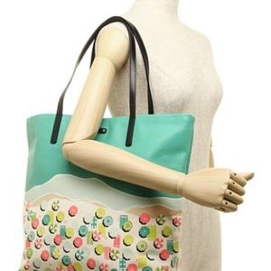 kate spade Handbags - New with tags Fun tote by Kate Spade