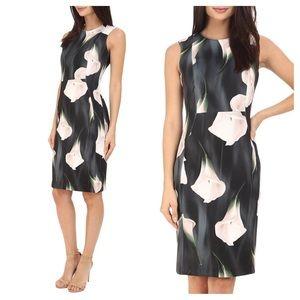 Calvin Klein Dresses & Skirts - Calvin Klein floral sheath dress