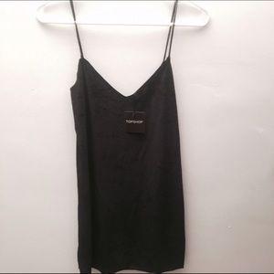 NWT Velvet Topshop dress size 6