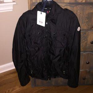 Moncler Other - Mens moncler jacket size 5 black